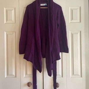 Anthropologie Sparrow Wool Knit Cardigan Sweater
